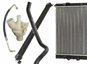 Cooling Radiators, Intercoolers & Hoses
